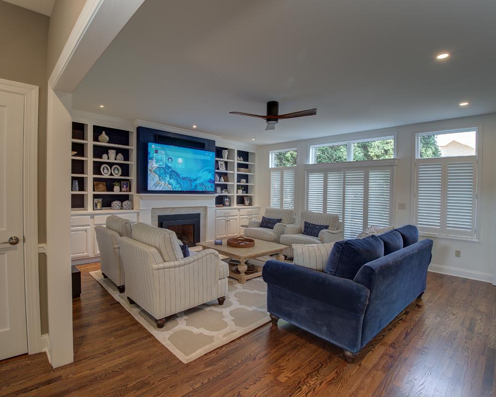 interior remodeling service