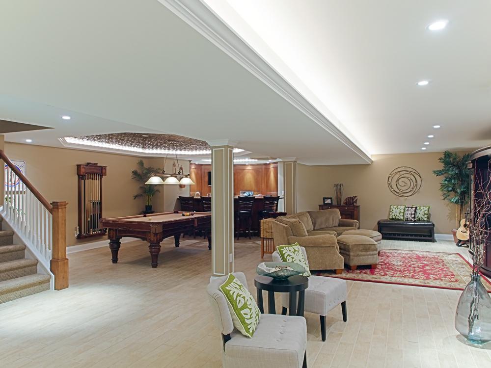 basement remodeling contractor