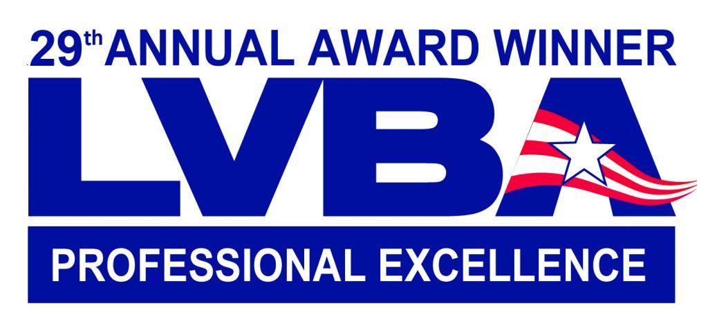 LVBA Award Logo